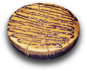 Chocolate Amaretto Cheesecake